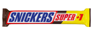 SNICKERS® SUPER+1